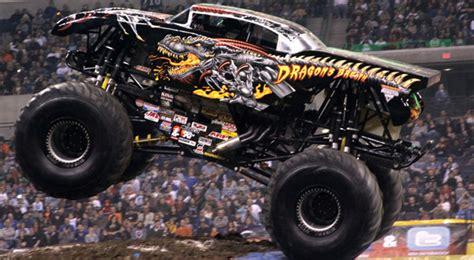monster jam trucks names dragon s breath monster trucks wiki fandom powered by