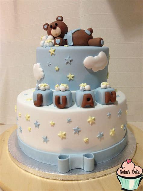 tarta fondant dos pisos tarta bautizo dos pisos tartas fondant nube 180 s cake