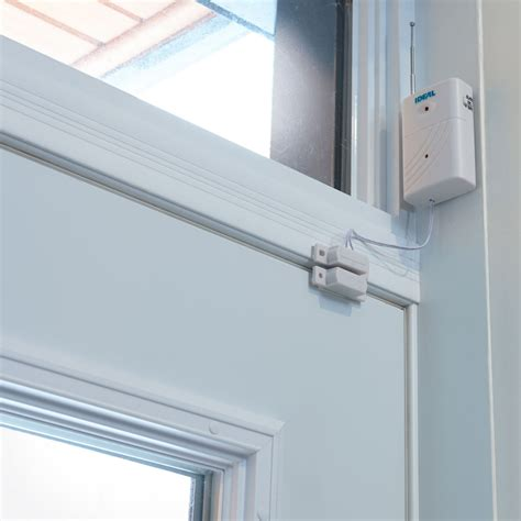door and window contact vibration alarm wireless