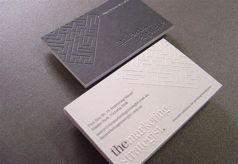 how to make letterpress cards cool letterpress business card football for all