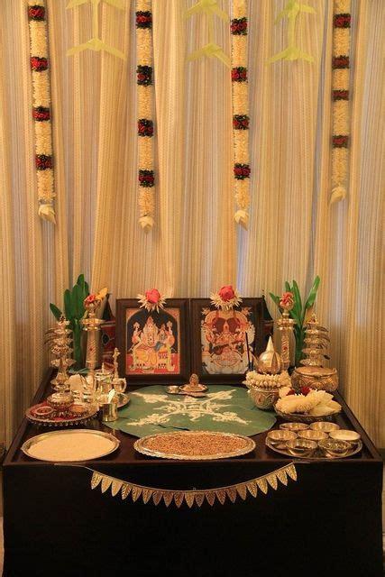varalakshmi pooja decoration images  pinterest