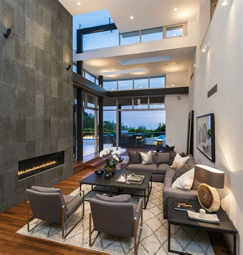 glass enclosed fireplace 500 beautiful living rooms with fireplaces of all types
