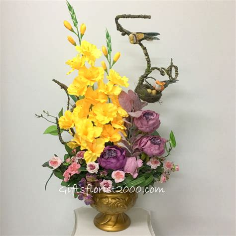 best flower arrangements silk flower arrangements artificial flower arrangement