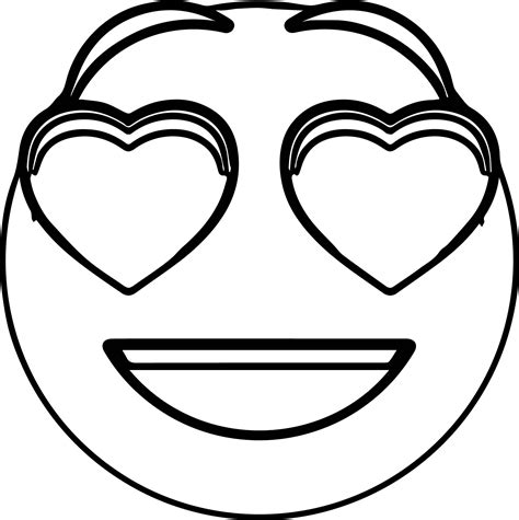 smiley coloring page emology smiley emoticon coloring page