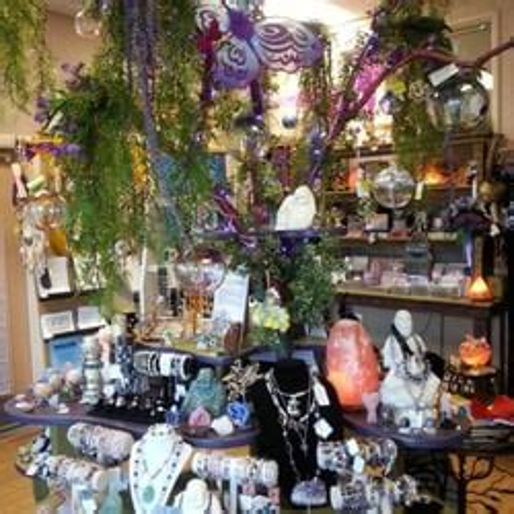 enchanted forest reiki spiritual items