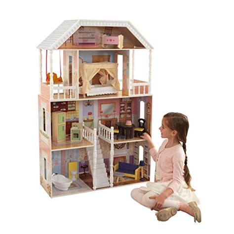 savannah dolls house kidkraft savannah doll house lowest price kids activities saving money home