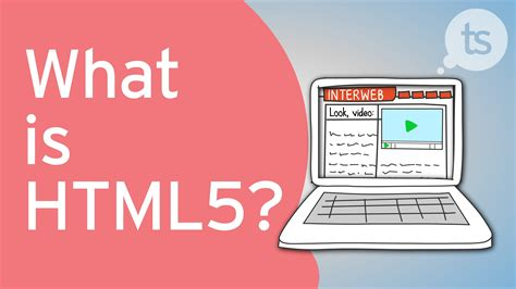 what is what is html5