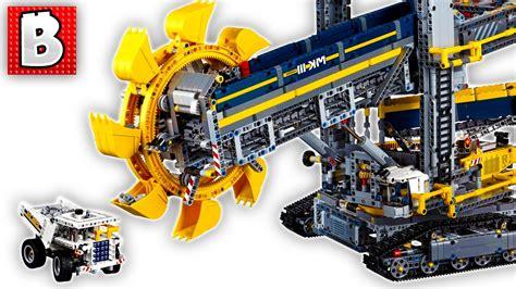 best technic lego lego technic set wheel excavator