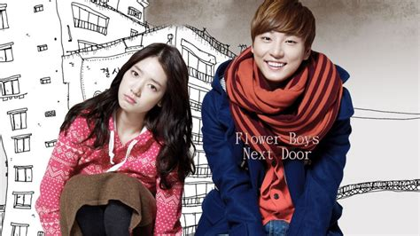 film drama korea flower boy next door flower boys next door korean drama review