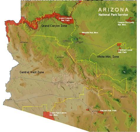 service arizona southwest coordination center swcc