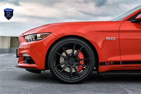 C 0015 Wheels 17 Ford Gt 2015 s550 mustang forum gt gt350 gt500 mach 1 ecoboost mustang6g rohana wheels