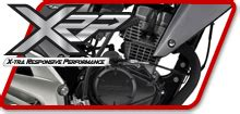 Tabung Shock Depan Tiger Newtiger Revo new honda megapro 150 cc xrp technology