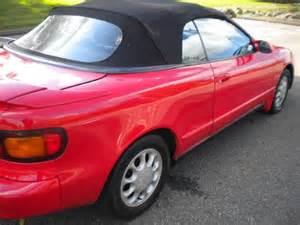 93 Toyota Celica 1991 93 Toyota Celica Convertible Tops And Convertible Top