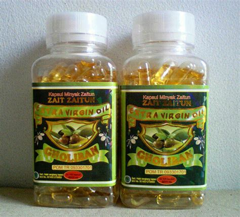 Kamil Minyak Zaitun Isi 70 Kapsul Olive Evoo 210 kapsul minyak zaitun gholiban isi 120 alzafa store alzafa store