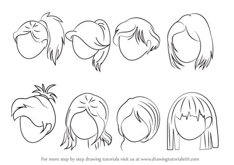 Anime Tutorial Drawing For Beginners