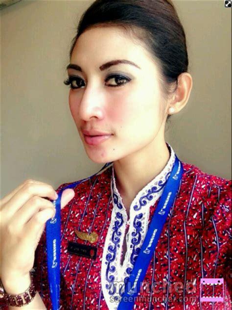 putri cantiknya wanita indonesia  balutan