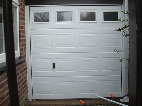 insulated garage doors with windows 2491 hyde carrington doors