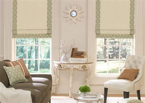 Fabric Blinds For Windows Ideas Fabric Shades Curtain Ideas Pinterest