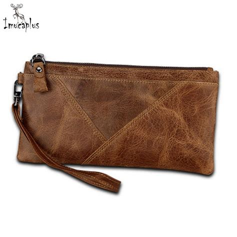 Promo Vintage Leather Slim Wallet Card Holder Best Quality 28 Best Coin Purses For Promotional Events Imprinted