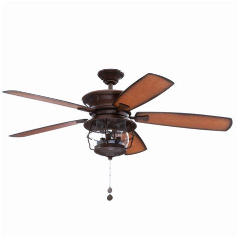 52 outdoor ceiling fan westinghouse brentford 52 in indoor outdoor aged walnut