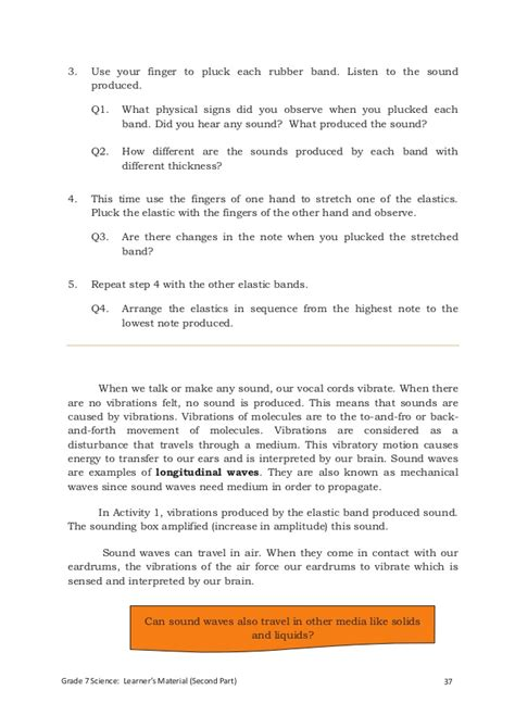 grade 7 science worksheets on heat heat energy quizes
