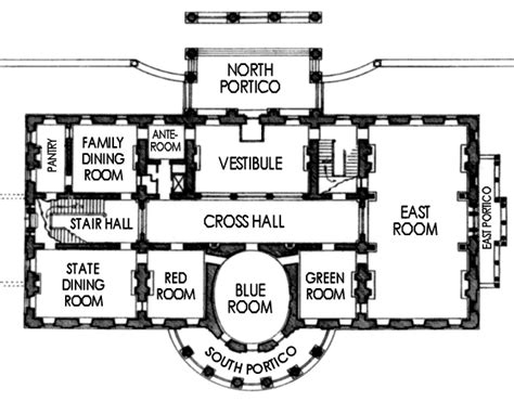 white house blueprints original white house floor plans house design ideas