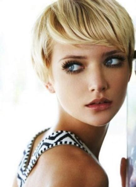 tapered bangs hairstyles 20 pixie haircuts for thick hair