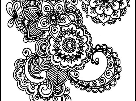 Abstract Coloring Pages Printable by Abstract Cat Printable Coloring Page Coloring Home