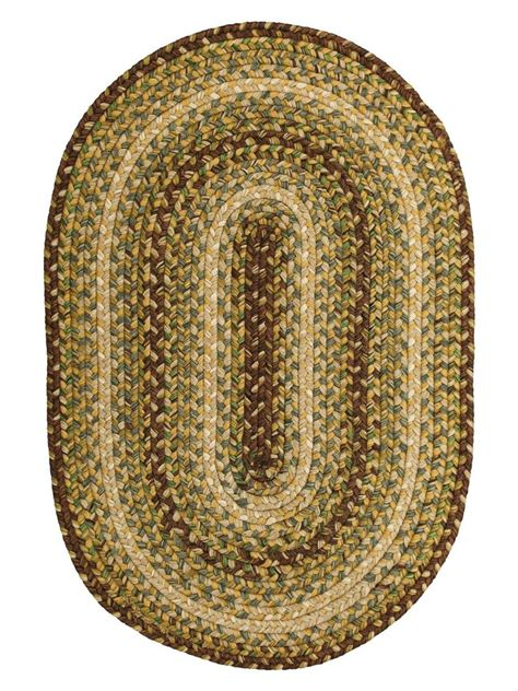 outdoor braided rugs country walk braided indoor outdoor rug cottage home 174
