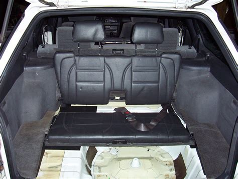 Subaru Outback Seats by Subaru Legacy Or Outback 3rd Third Row Folding Seat