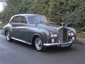 1963 Rolls Royce Silver Cloud Iii 1963 Rolls Royce Silver Cloud Iii