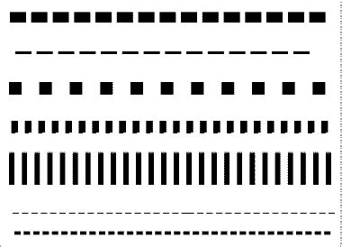 dotted line pattern photoshop dashed lines in photoshop textures patterns