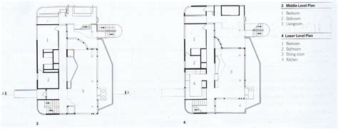 richard meier floor plans richard meier douglas house plan google search