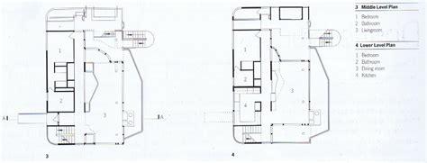 richard meier house plans richard meier douglas house plan google search construction drawings pinterest