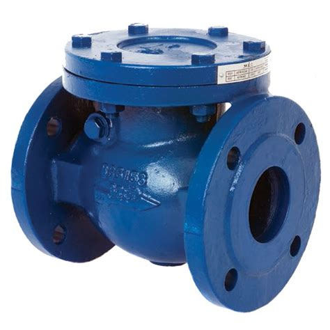 swing check valve pn16 cast iron swing check valve