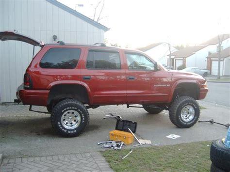 1999 Dodge Durango Lift Kit dirtyredneck81 1999 dodge durango specs photos