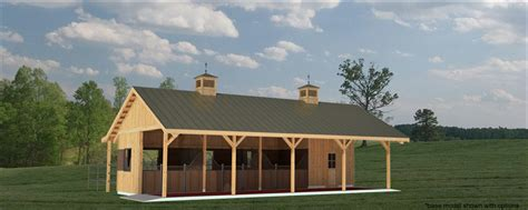 small barn plans small 4stall barn barn and stable designs equine stables trilogy barn and