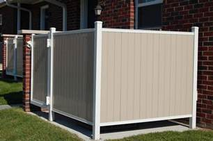 fence colors vinyl fencing read my experience and tips