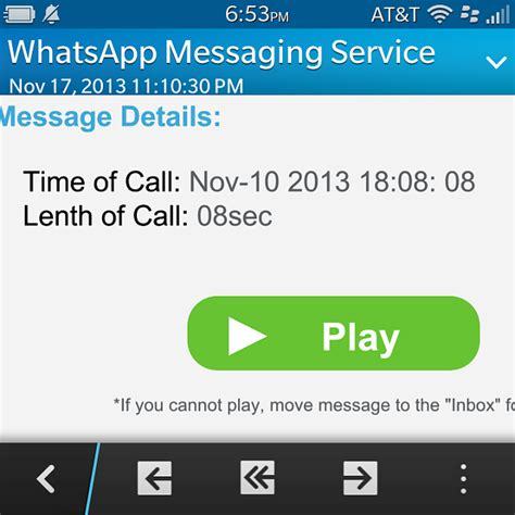 Get Voice Messages From by Is Any One Problem With Voice Messages On Whatsapp
