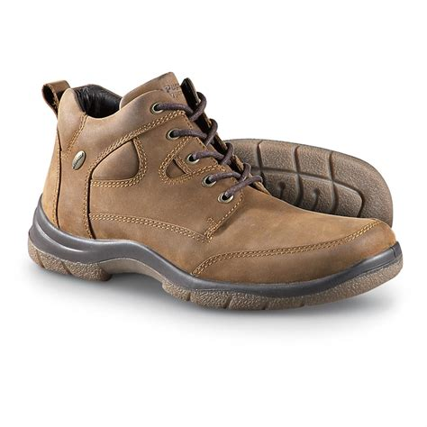 hush puppies mens boots s hush puppies 174 endurance waterproof chukkas