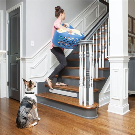 Baby Gate For Bottom Of Stairs With Banister Pet Deterrent Sprays Barriers Amp Mats Petsafe Pet