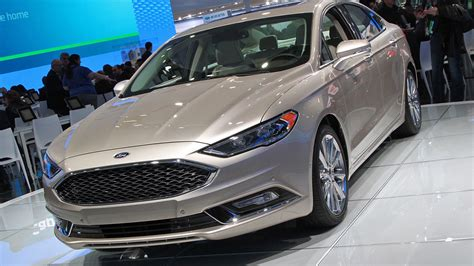 2019 Ford Mondeo by 2019 Ford Mondeo Pictures