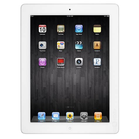 Tablet Apple 4 apple 4 w wi fi a1458 16gb white used ipads tablets e readers a4c
