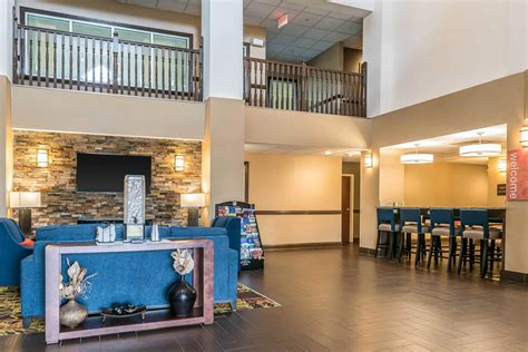 Comfort Suites Springfield Oh by Comfort Suites In Springfield Oh 45506