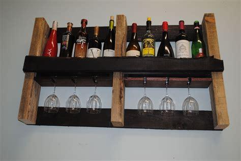 Pallett Wine Rack by Custom Pallet Wine Rack By Shigamasham Customs