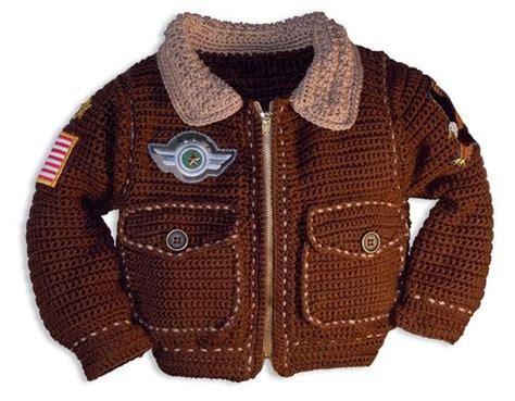 pattern recognition bomber jacket 25 best ideas about boy crochet patterns on pinterest