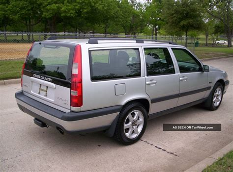1998 volvo cross country 1998 volvo xc70 cross country car no rust