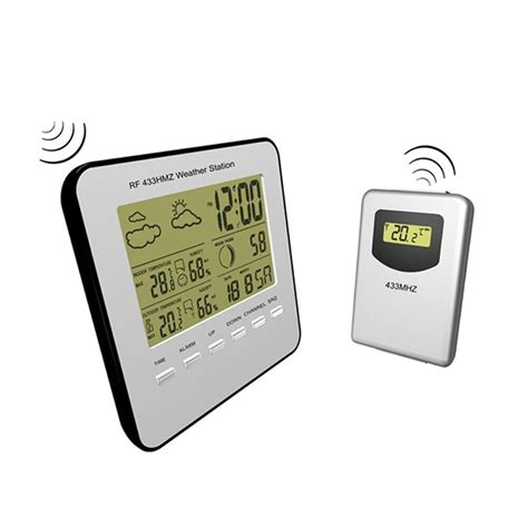 wireless weather station industrie werkzeuge