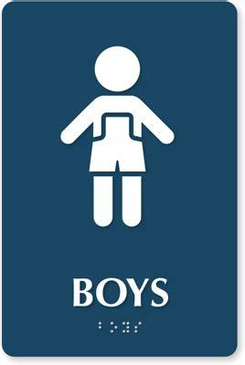 boy and girl bathroom signs boys bathroom signs kids bathroom signs