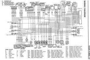suzuki rgv500 electrics